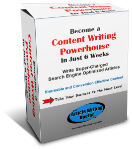 Learn to write optimized content