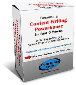 Content writing tips and strategies.