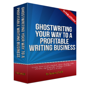 Create a profitable ghostwriting business