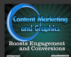 Images in content marketing