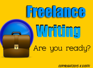 Being a freelance writer