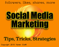 Tips on social media marketing.