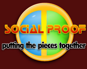 Social proof builds authority