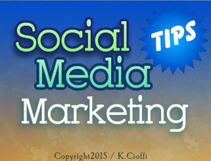 Social media marketing tips and strategies