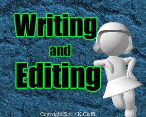 Tips on writing and editing