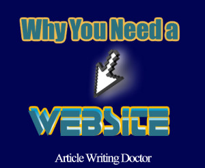 You need a website, but why?