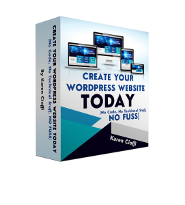 Create your website in one day or take up to five days.