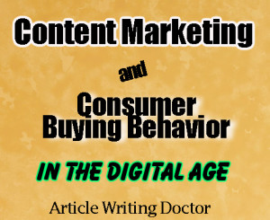 Ditial age is changing consumer buying behavior