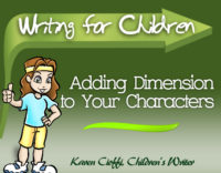 Adding Character Dimension