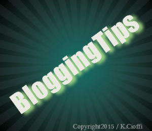 Tips to optimized blogging